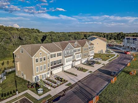 Winding Brook Townhomes by JP Orleans in Philadelphia New Jersey