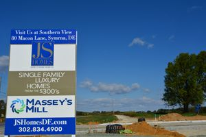 homes in Massey's Mill by JS Homes
