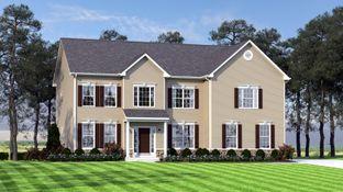 The Charleston Grand - Hidden Brook: Dover, Delaware - JS Homes