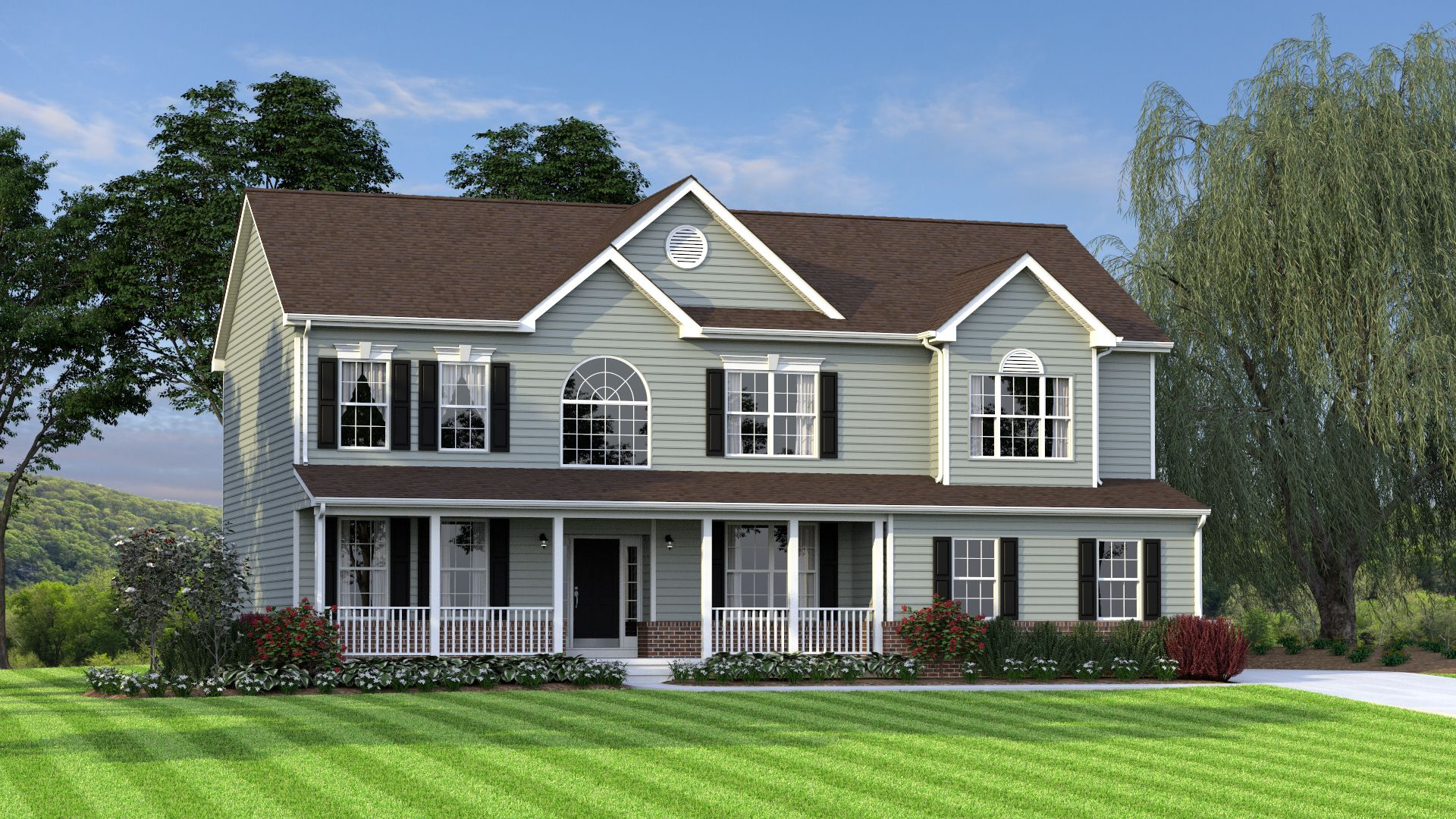 Exterior featured in The Hancock By JS Homes in Dover, DE