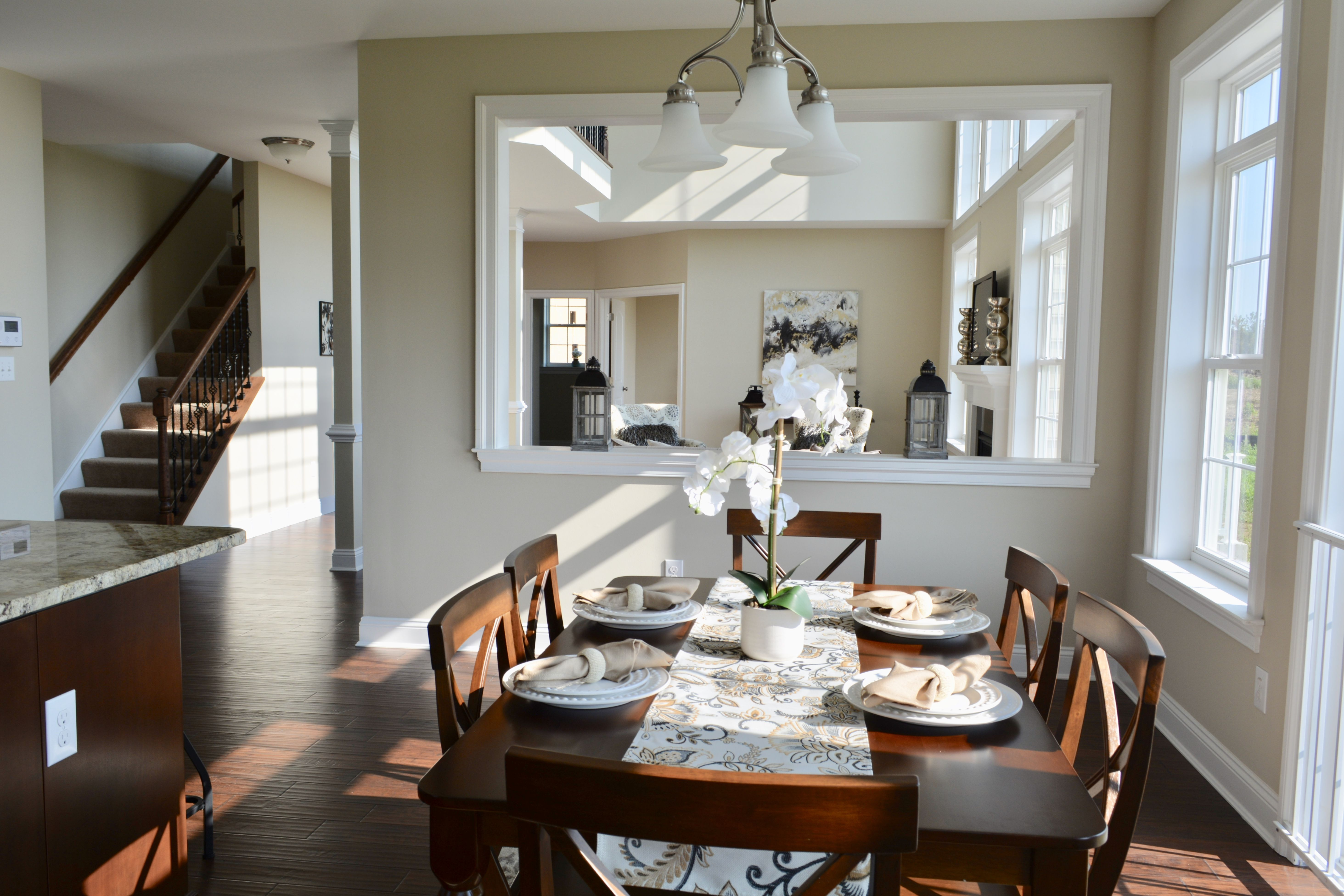 Kitchen featured in The Brandywine By JS Homes in Dover, DE