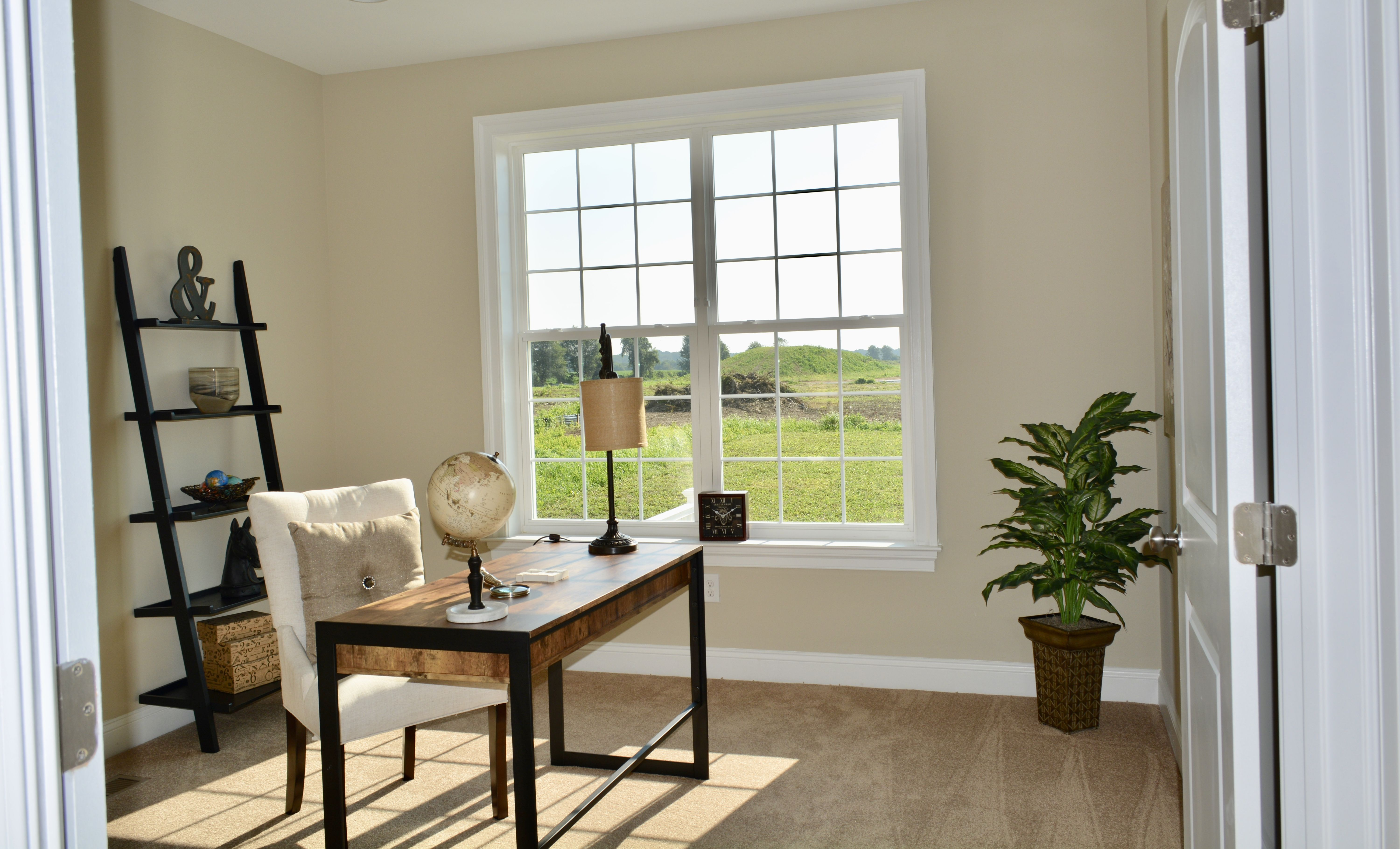 Living Area featured in The Brandywine By JS Homes in Dover, DE