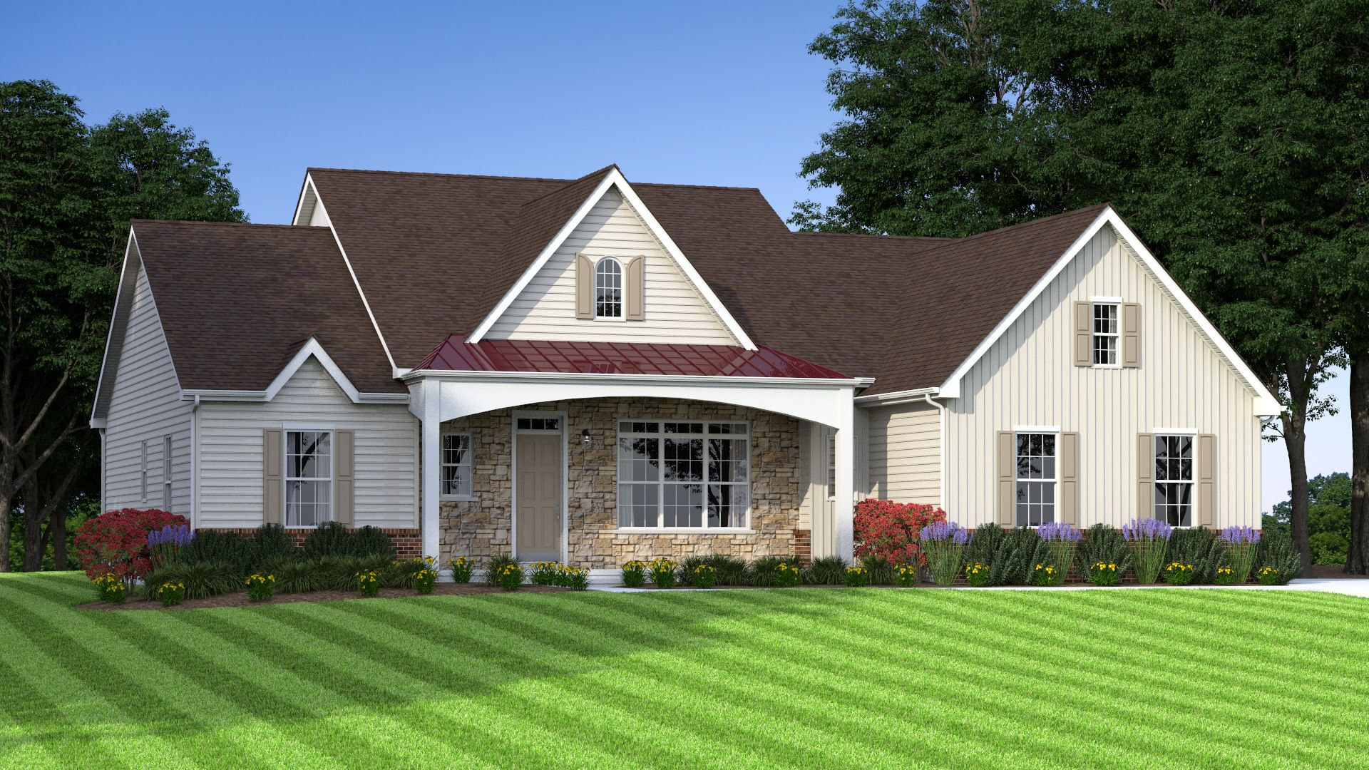Exterior featured in The Jefferson Grand By JS Homes in Dover, DE