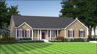 The Jefferson - Hidden Brook: Dover, Pennsylvania - JS Homes
