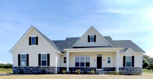 The Jefferson Grand - Massey's Mill: Smyrna, Delaware - JS Homes