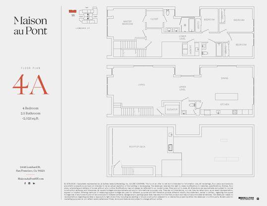 4A :Floor Plan