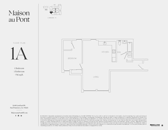 1A:Floor Plan