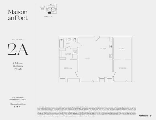 2A:Floor Plan