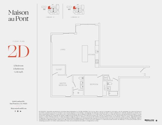 2D:Floor Plan