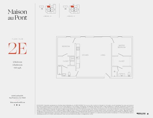 2E:Floor Plan