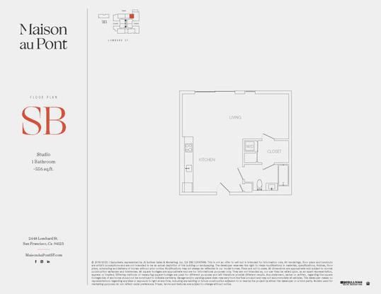 SB:Floor Plan