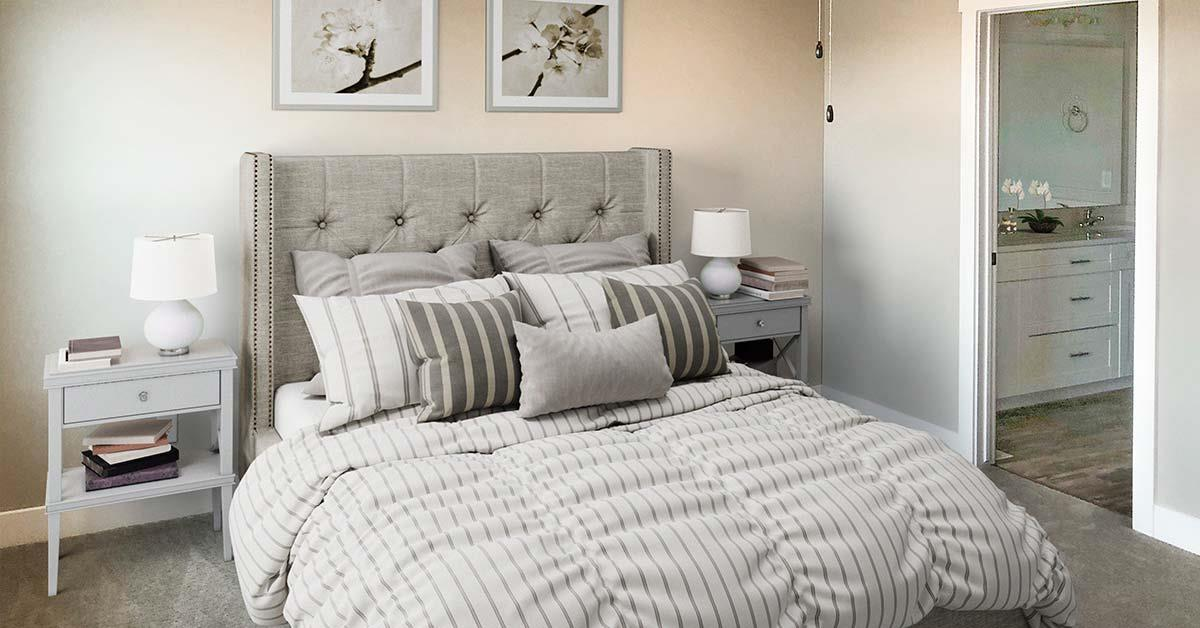 Bedroom featured in the Juniper Springs Unit C By J. Thomas Homes in Provo-Orem, UT