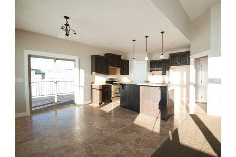 Kitchen-in-Sophia-at-Smithfield Ridges-in-Smithfield