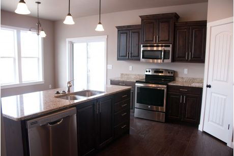 Kitchen-in-Sophia-at-Mountain Gate-in-Hyde Park
