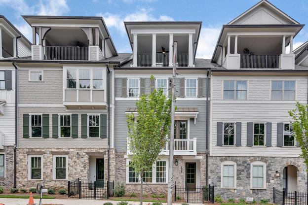 The Ashley:4-story luxury