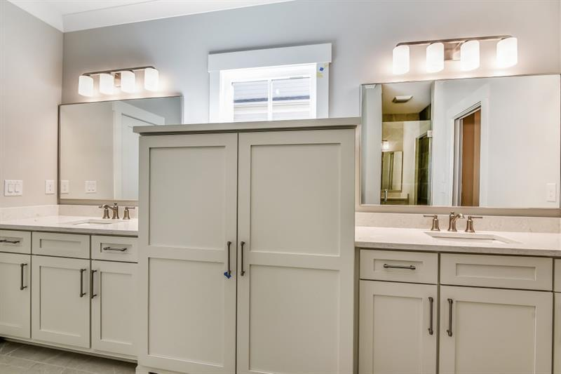 Bathroom featured in The Prentiss By JW Collection in Atlanta, GA