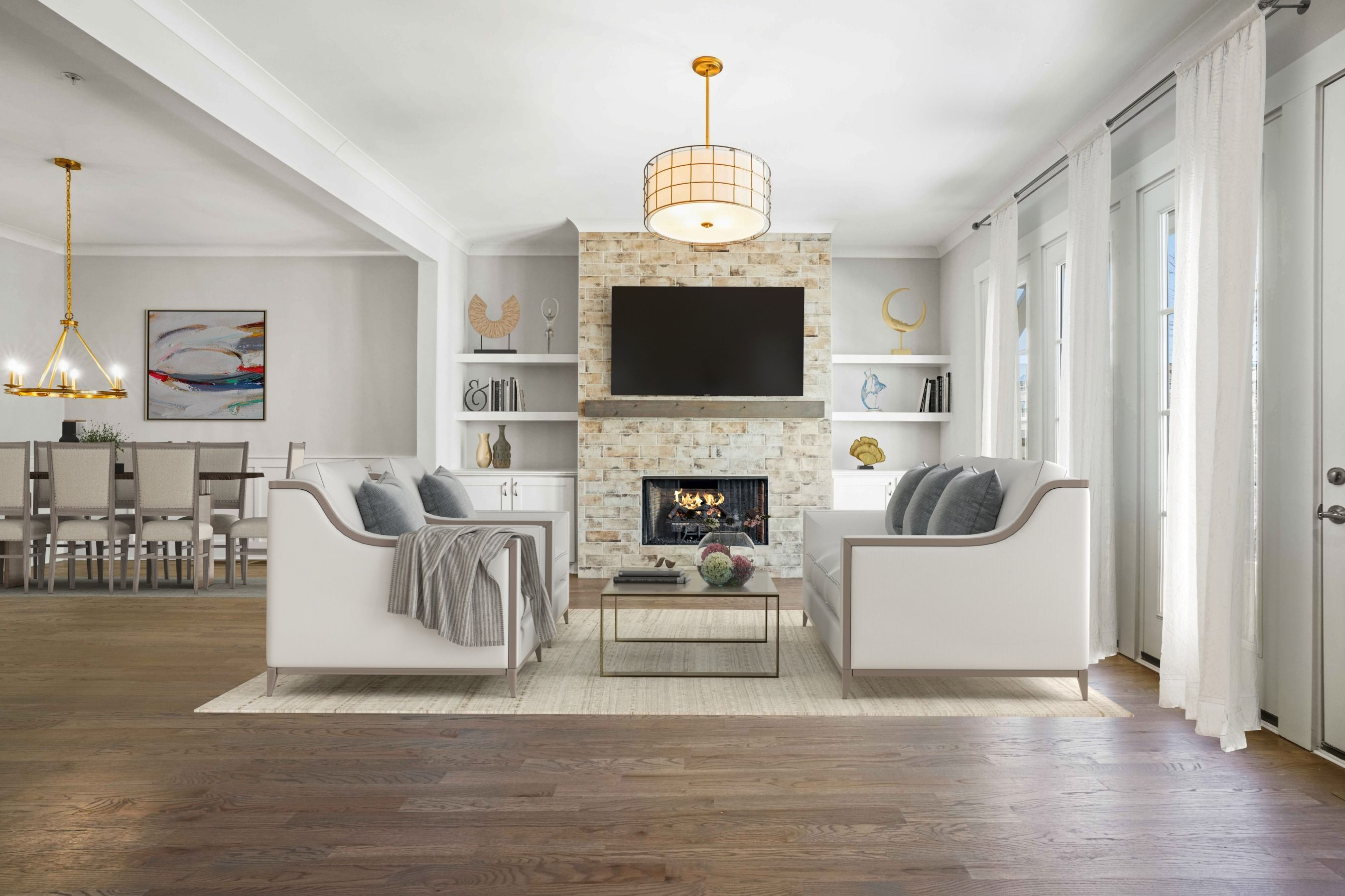 Living Area featured in The Barrett By JW Collection in Atlanta, GA