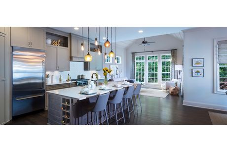 Kitchen-in-The Hampshire-at-The Enclave on Collier-in-Atlanta