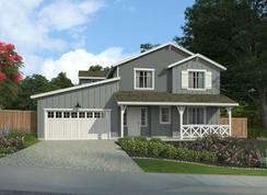 Residence 3 - Myrtle Creek Estates: Concord, California - Jacqueline Seeno Homes