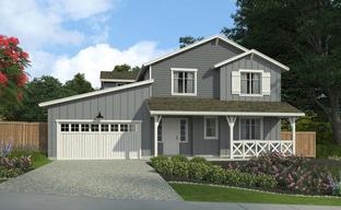 Myrtle Creek Estates by Jacqueline Seeno Homes in Oakland-Alameda California