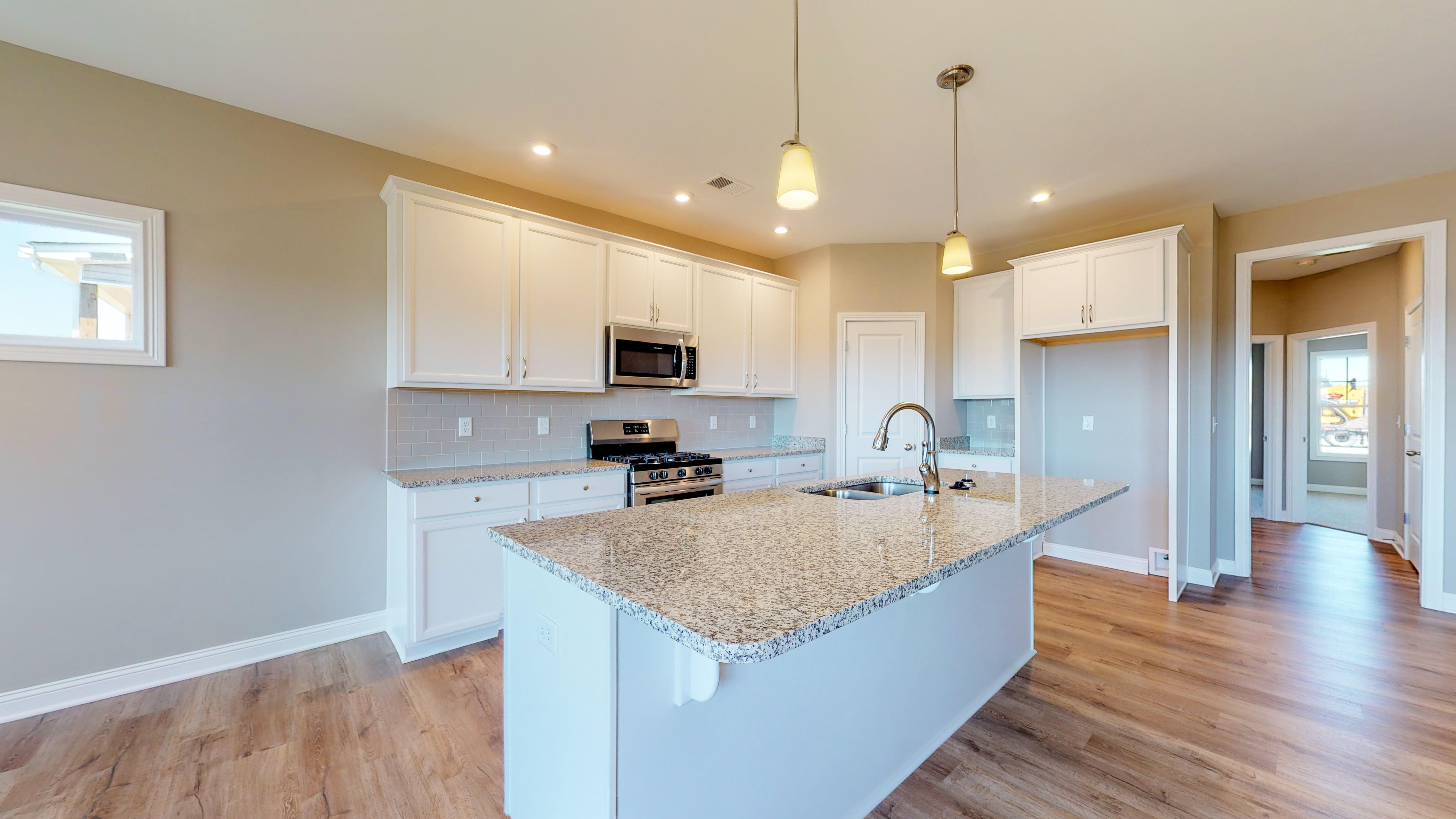 Kitchen featured in The Barbara - 3rd Car By James Monroe Homes in Lexington, KY