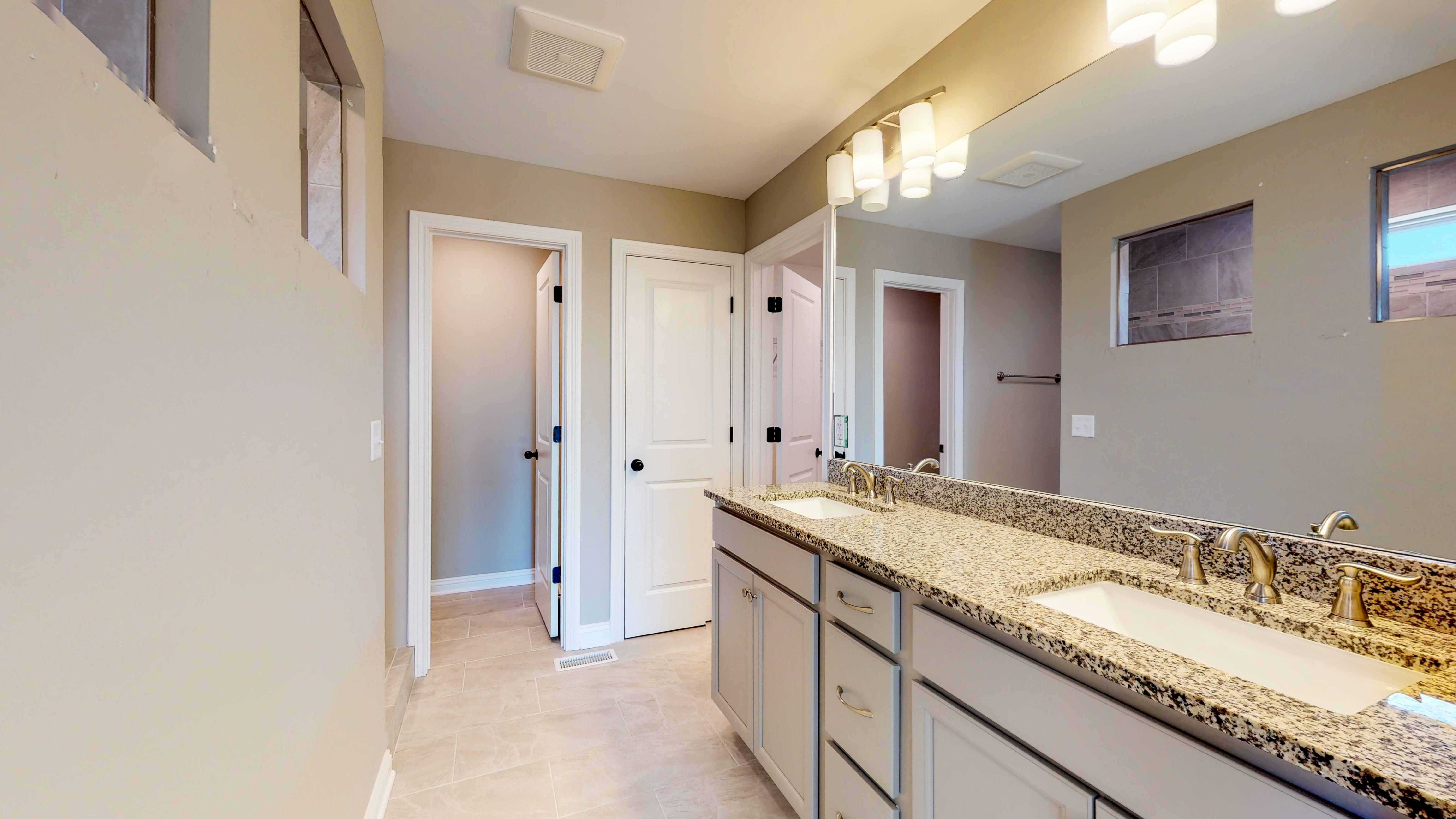 Bathroom featured in The Jackie - 3rd Car By James Monroe Homes in Lexington, KY