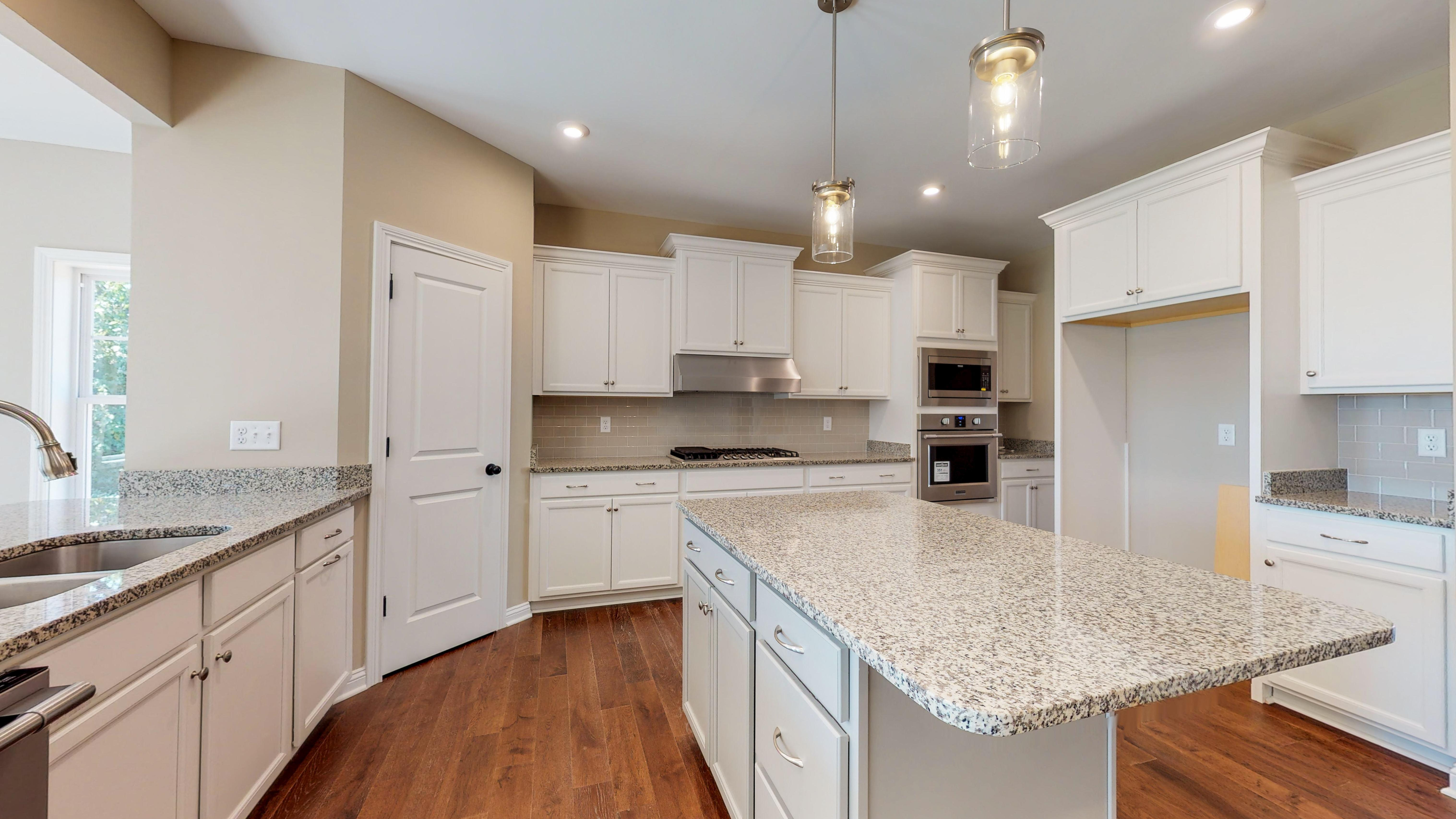 Kitchen featured in The Jackie - 3rd Car By James Monroe Homes in Lexington, KY