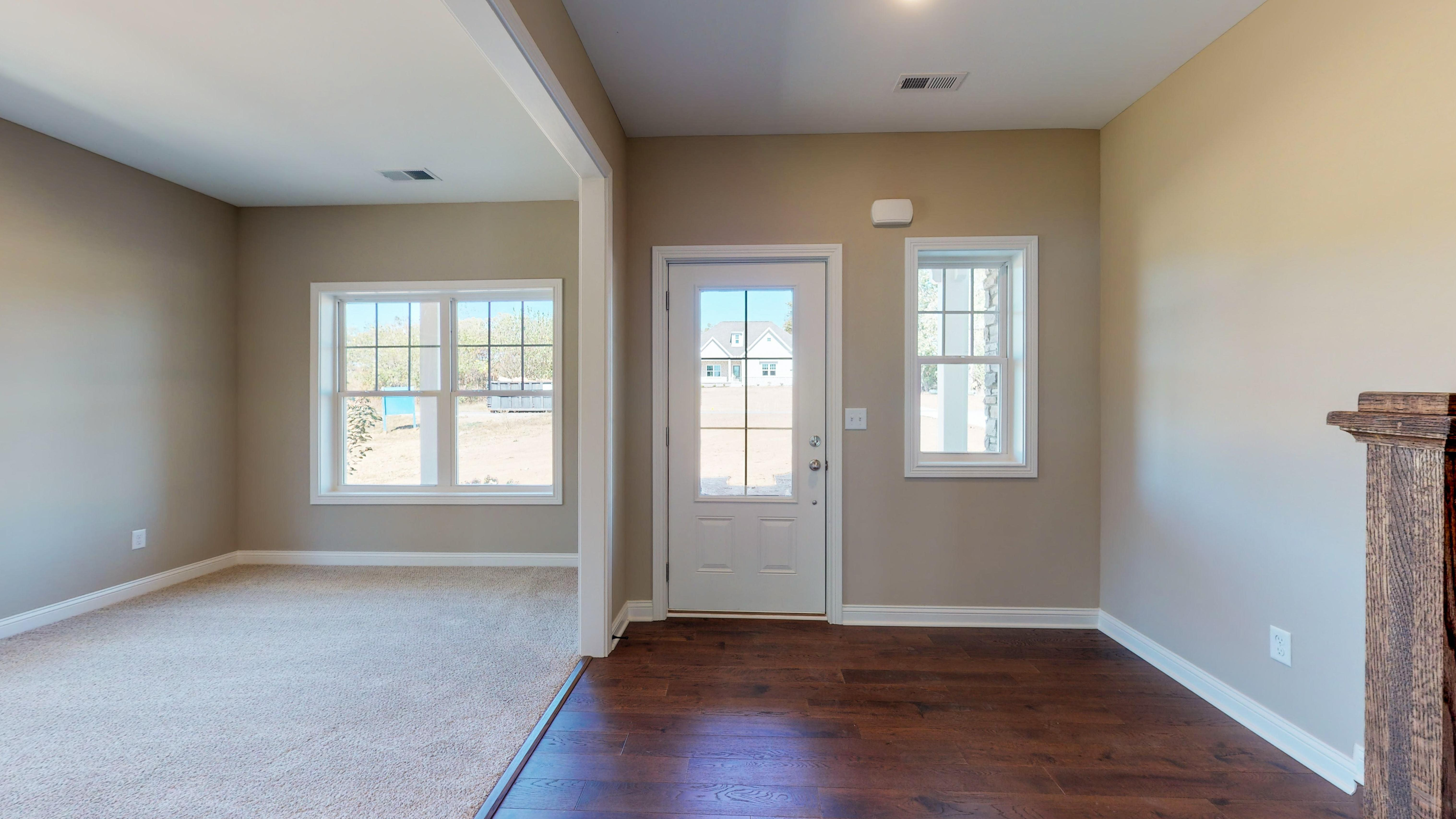 Living Area featured in The Jackie - 3rd Car By James Monroe Homes in Lexington, KY
