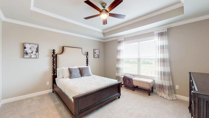 Bedroom featured in The Abigail By James Monroe Homes in Lexington, KY