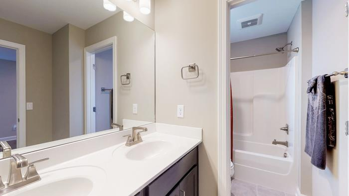 Bathroom featured in The Abigail By James Monroe Homes in Lexington, KY