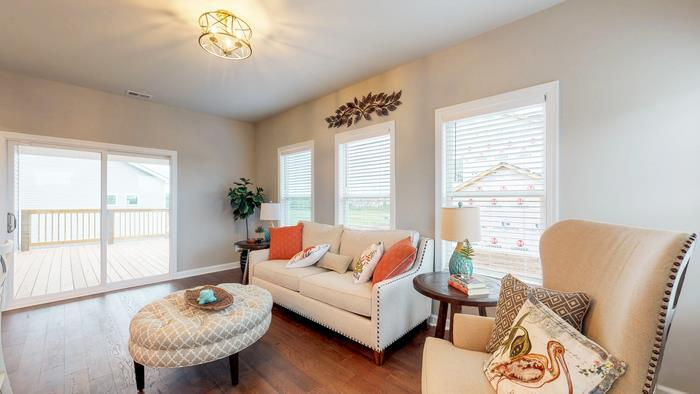 Living Area featured in The Abigail By James Monroe Homes in Lexington, KY