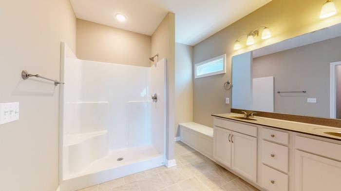 Bathroom featured in The Barbara By James Monroe Homes in Lexington, KY