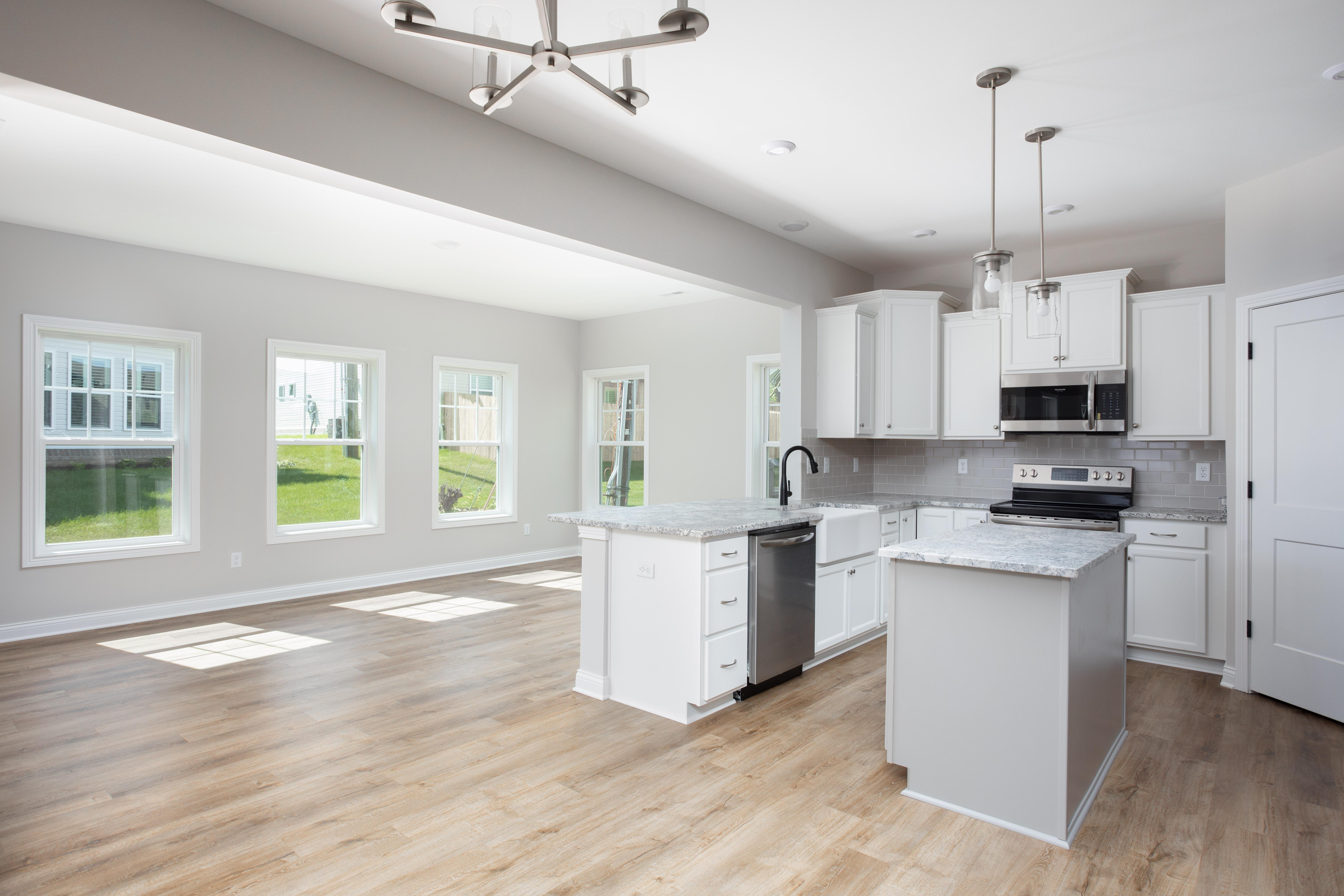 Kitchen featured in the XThe Nancy - 3rd Car By James Monroe Homes in Lexington, KY