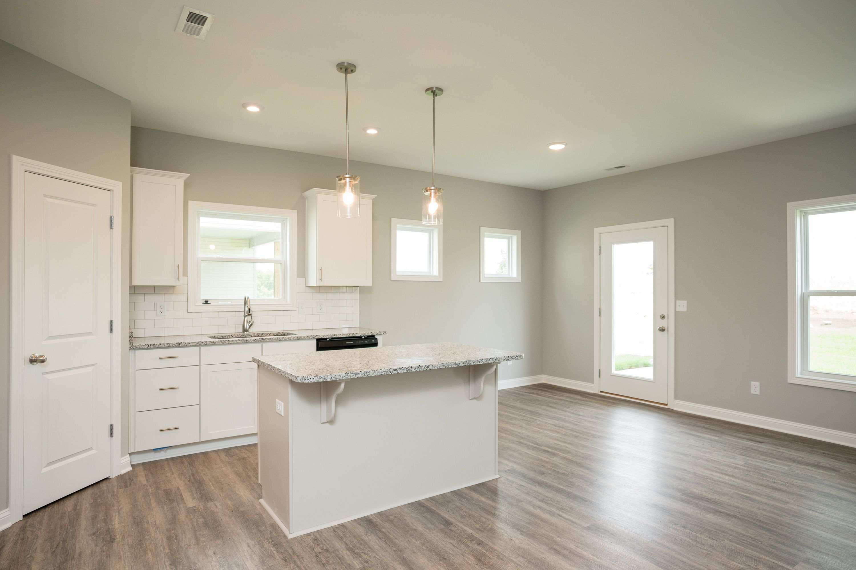 Kitchen featured in The Martha By James Monroe Homes in Lexington, KY