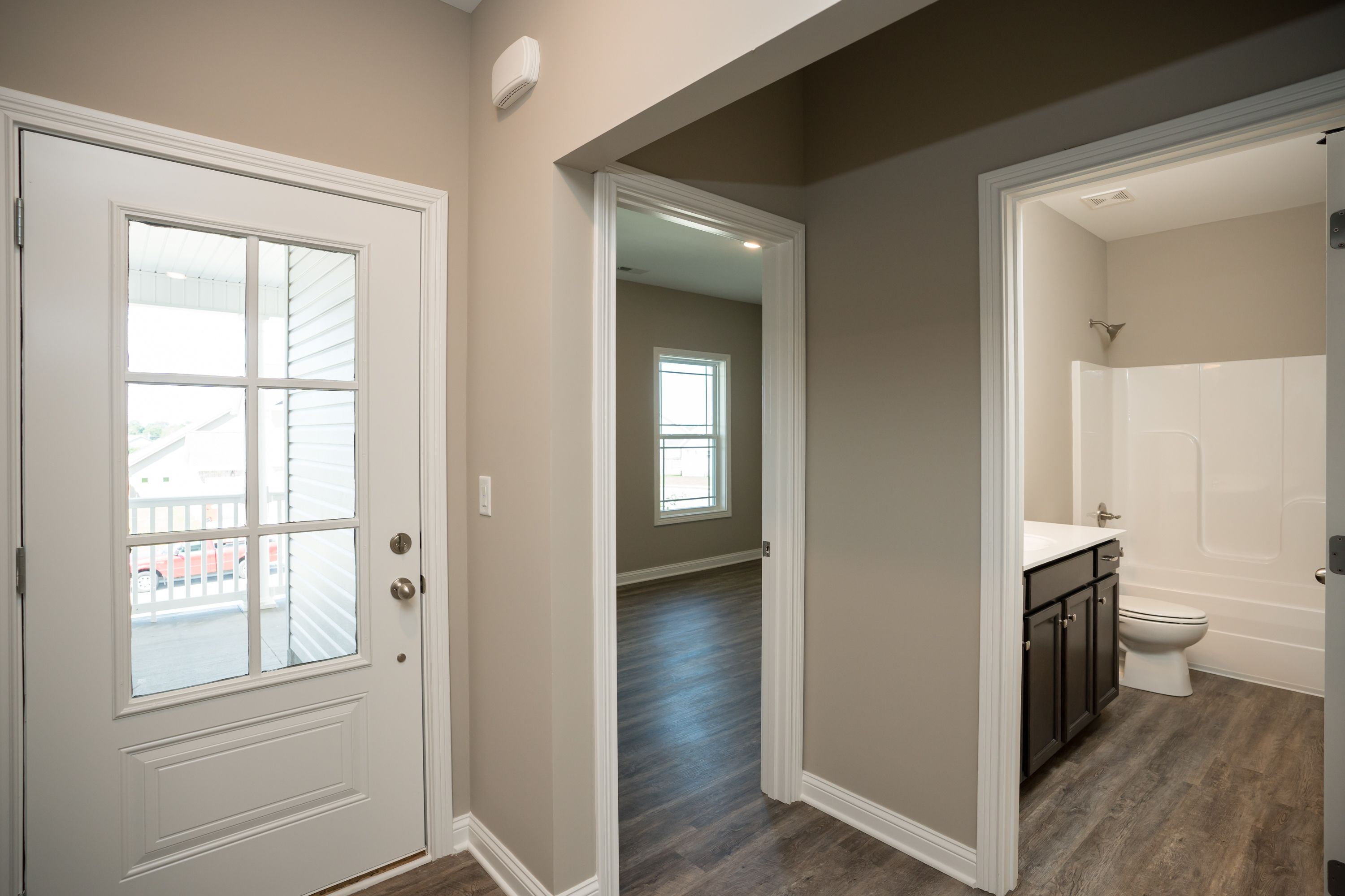 Living Area featured in The Martha By James Monroe Homes in Lexington, KY