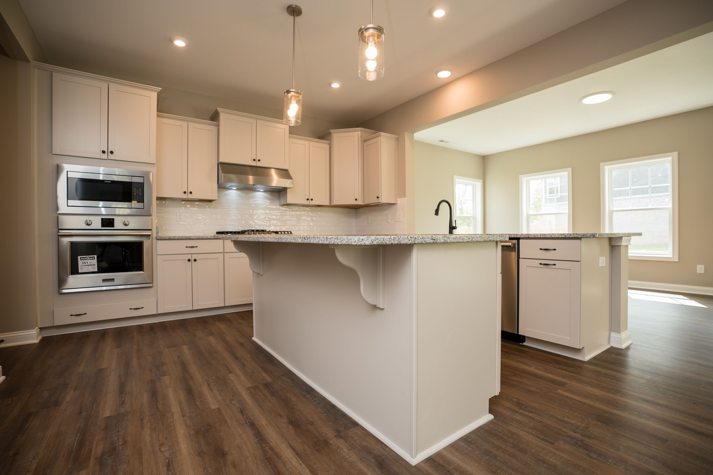 Kitchen featured in The Abigail  By James Monroe Homes in Lexington, KY