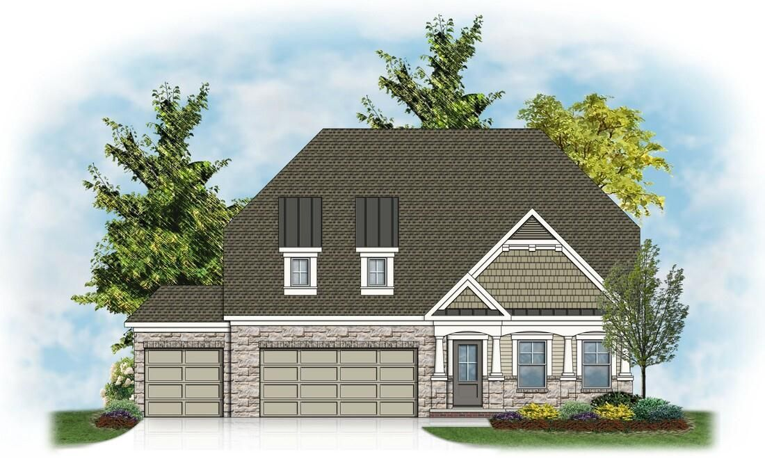 Exterior featured in The Eleanor By James Monroe Homes in Lexington, KY