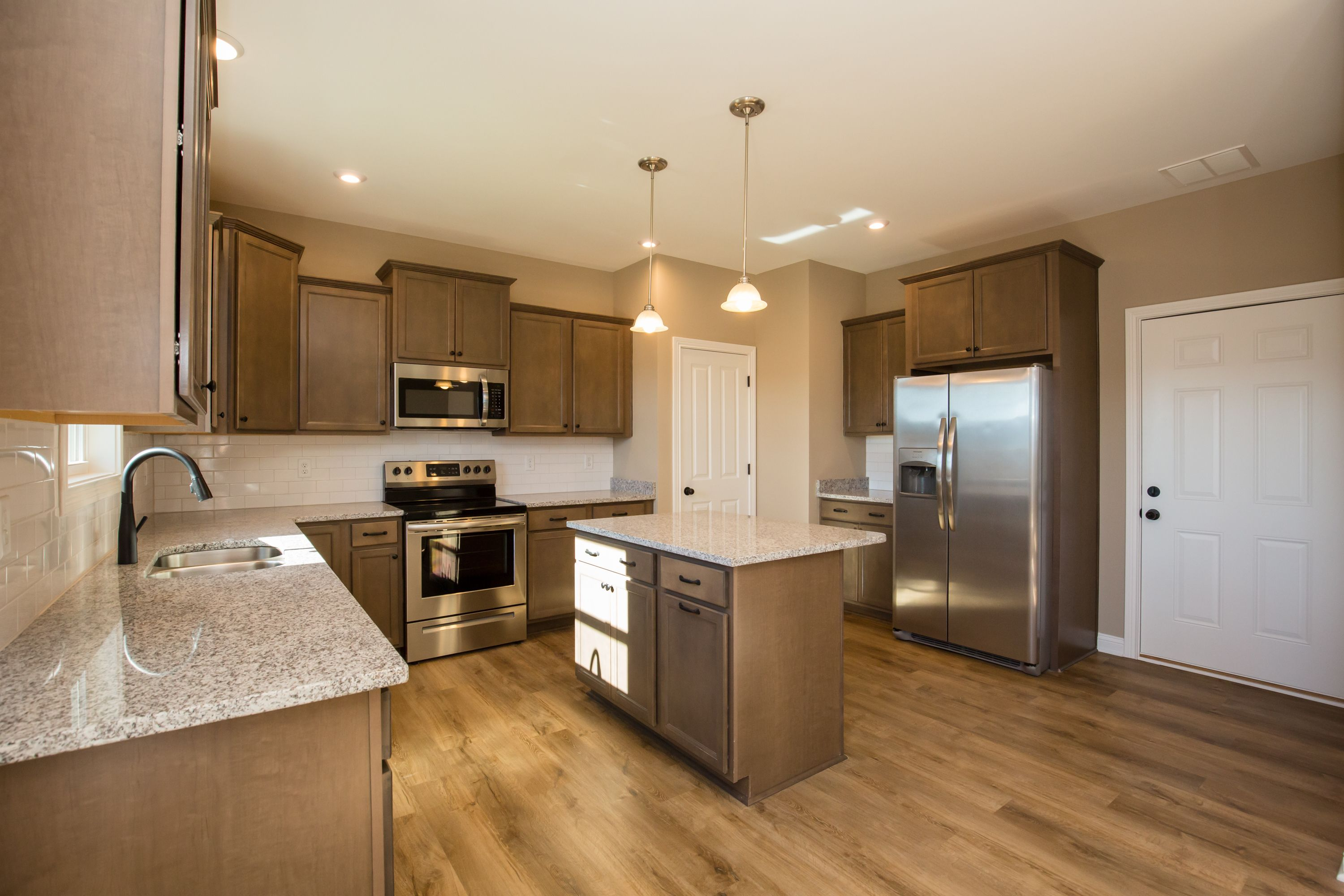 Kitchen featured in The Nancy By James Monroe Homes in Lexington, KY