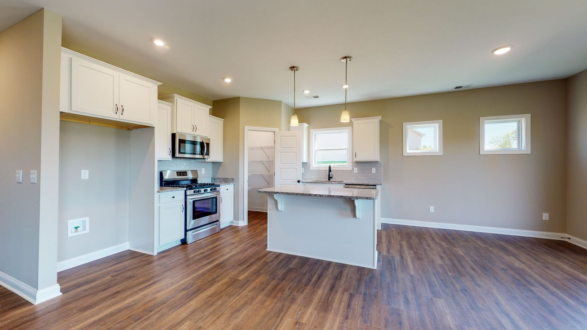Kitchen featured in The Martha - 3rd Car By James Monroe Homes in Lexington, KY