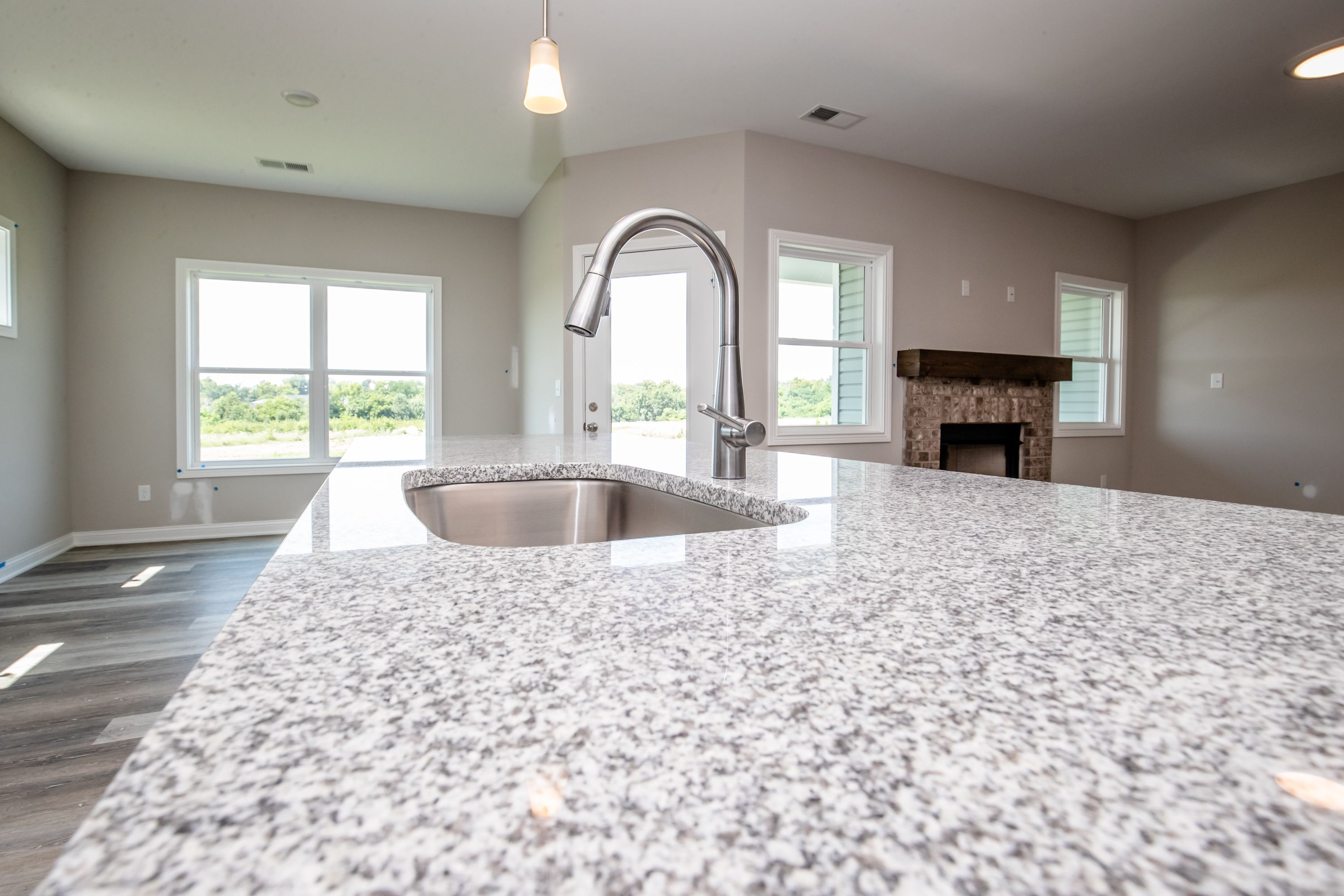 Kitchen featured in The Barbara By James Monroe Homes in Lexington, KY