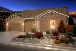 Plan 4 - Walk/Out - Sunset Bluffs: Reno, Nevada - Jenuane Communities