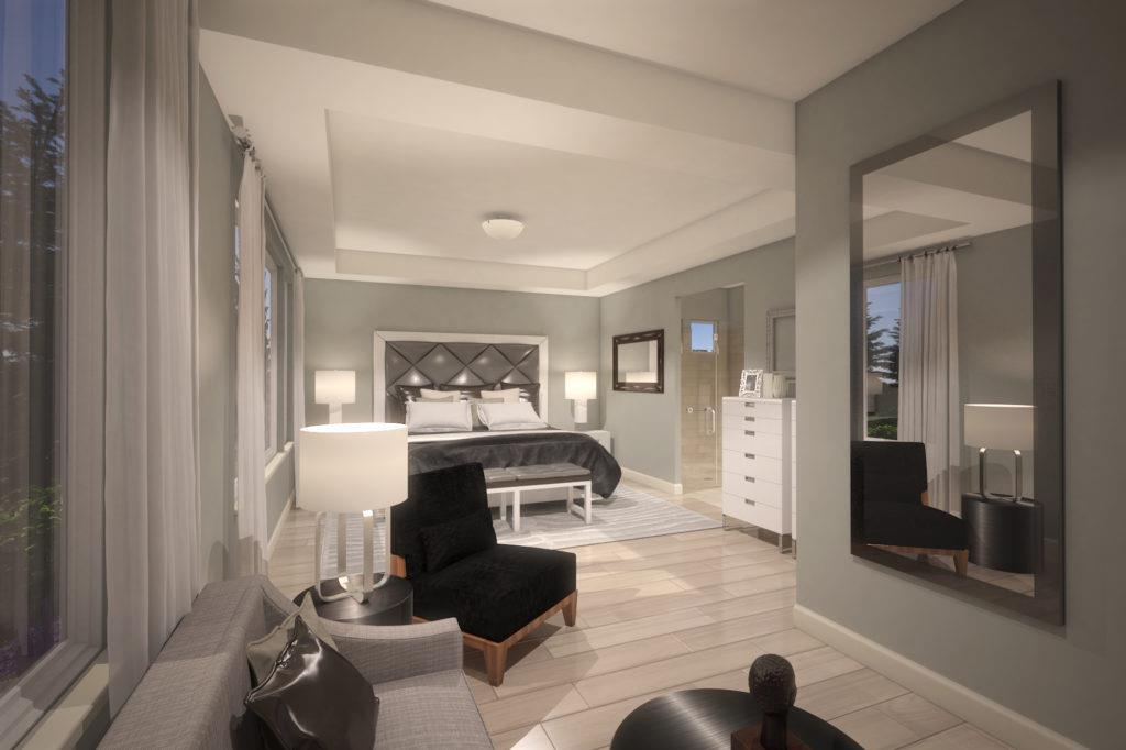 Living Area featured in the Plan 4 - Walk/Out By Jenuane Communities in Reno, NV