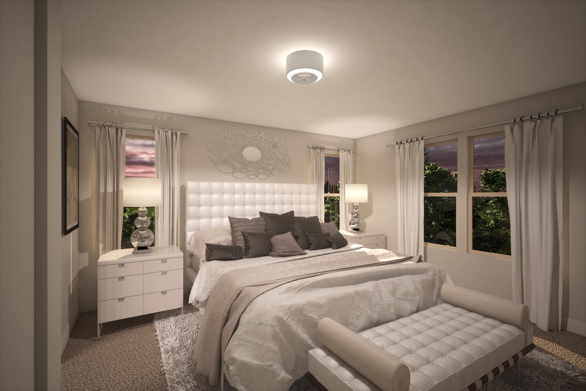 Bedroom featured in the Plan 4- 2179 By Jenuane Communities in Reno, NV