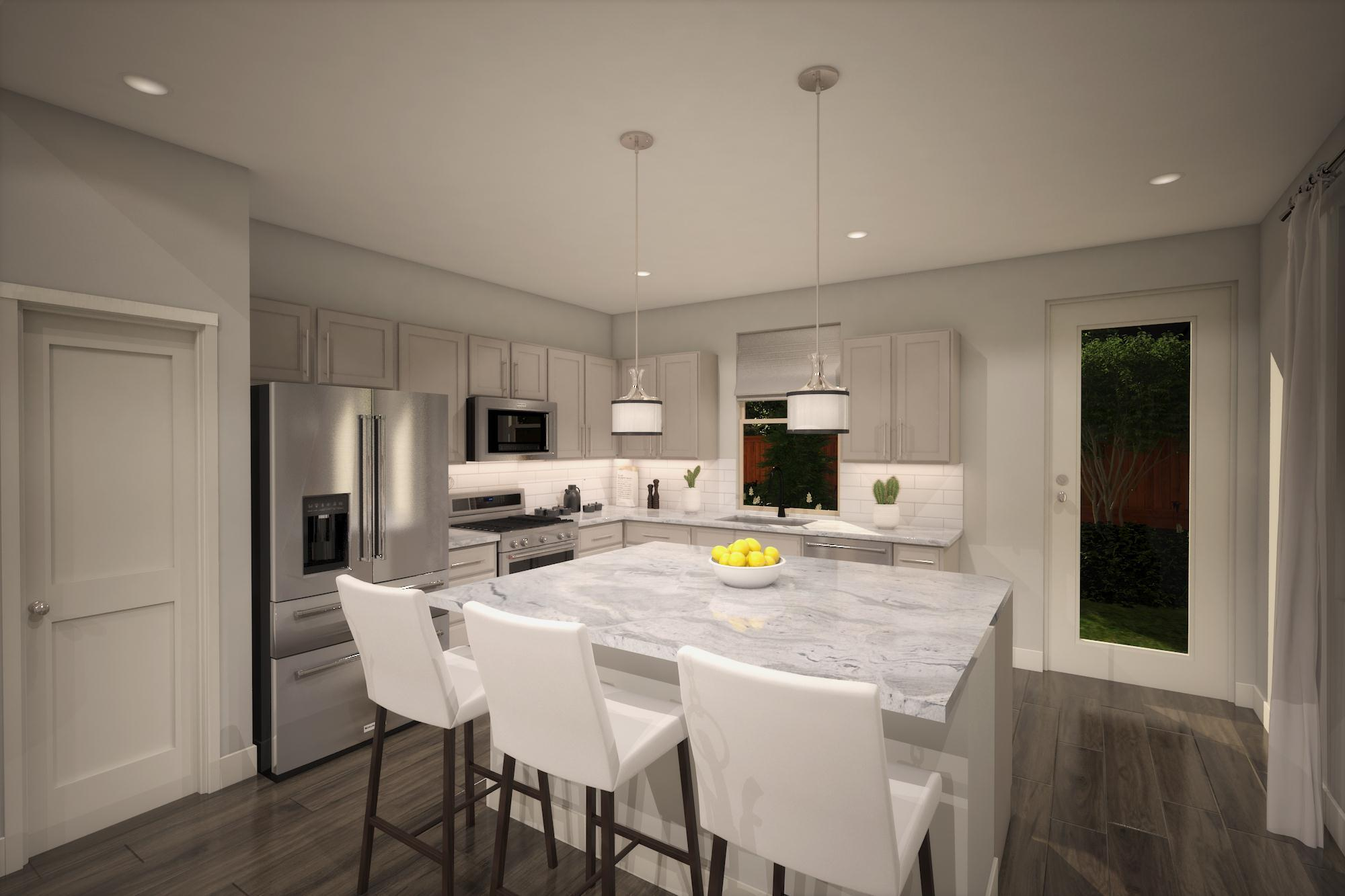 Kitchen featured in the Plan 5- 2377 By Jenuane Communities in Reno, NV