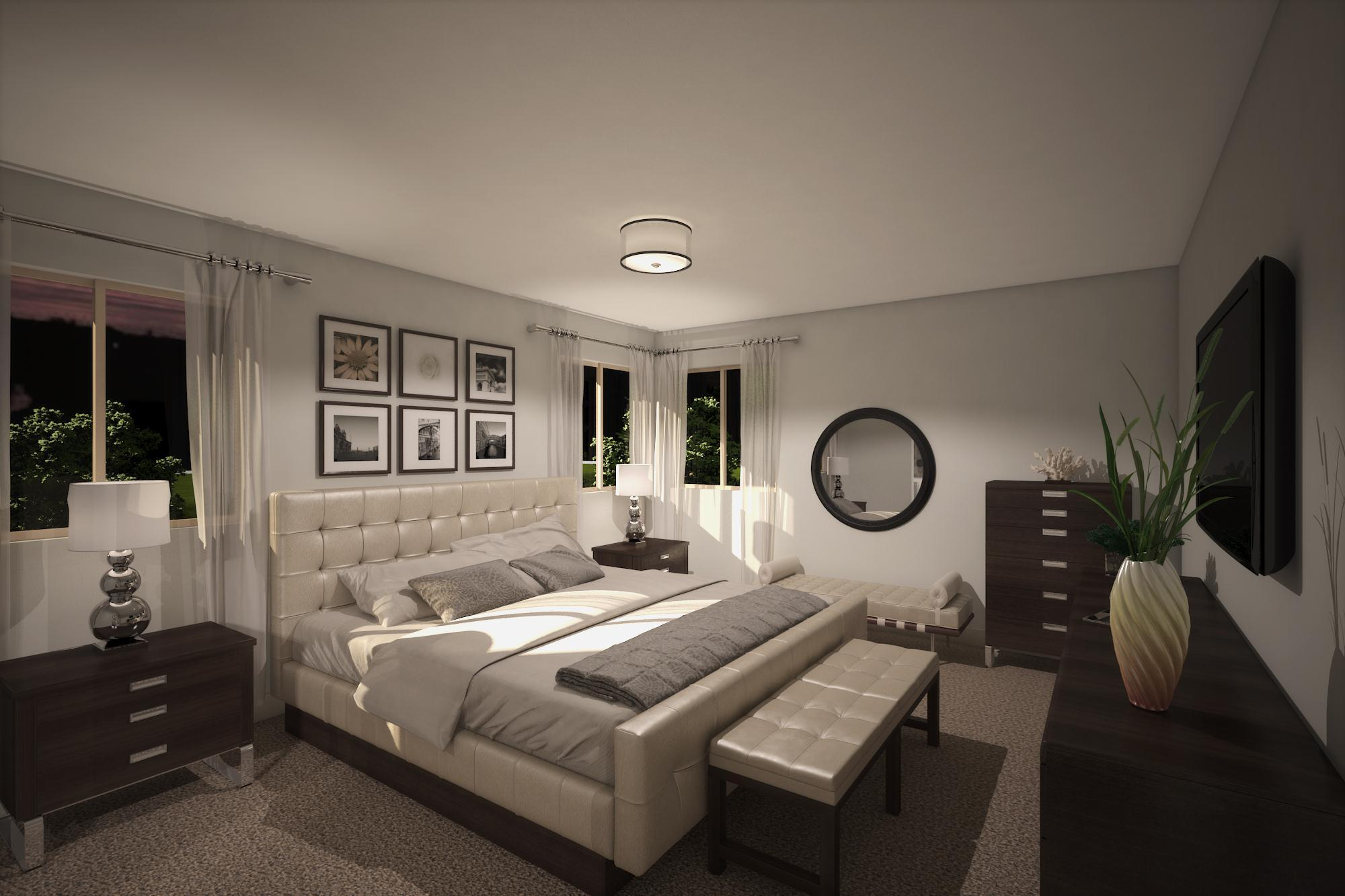 Bedroom featured in the Plan 5- 2377 By Jenuane Communities in Reno, NV