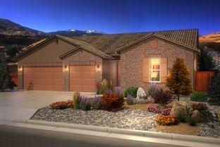 Plan 1 - Flat - Sunset Bluffs: Reno, Nevada - Jenuane Communities