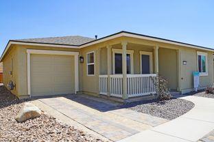 Plan 1- Flats at Ponderosa - The Flats at Ponderosa: Fernley, Nevada - Jenuane Communities