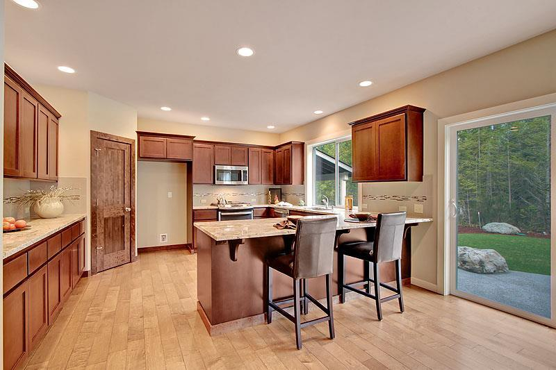 Kitchen featured in the Hyak By John Day Homes Inc in Seattle-Bellevue, WA