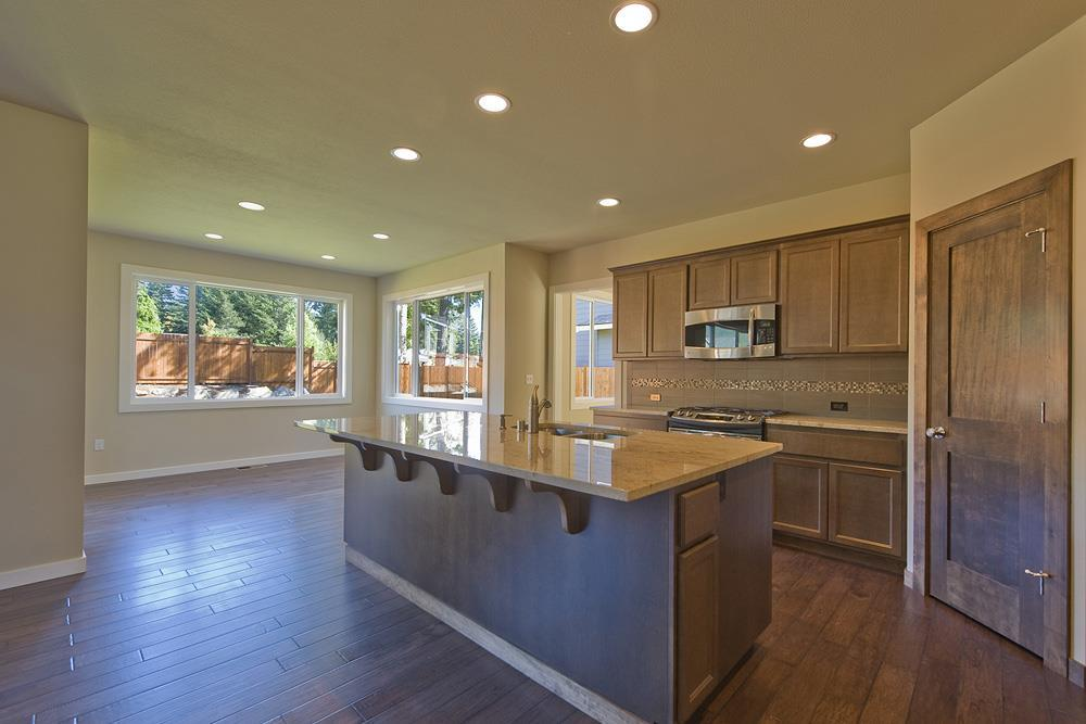 Kitchen featured in the Sammamish By John Day Homes Inc in Seattle-Bellevue, WA