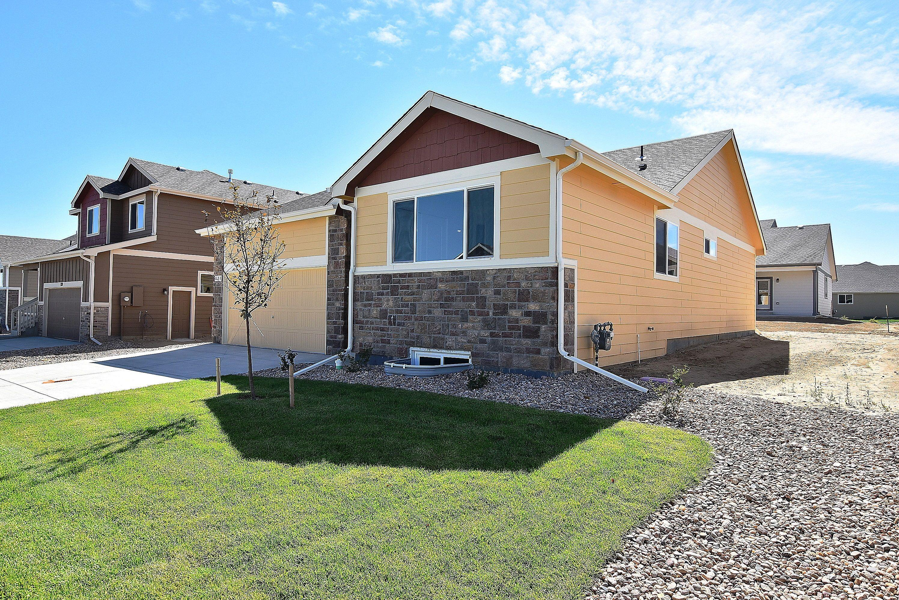 Exterior featured in the Alaska By Journey Homes in Greeley, CO